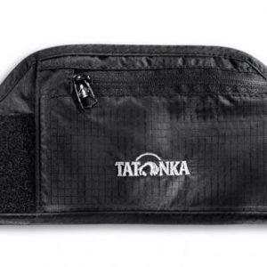 Tatonka Skin Wrist Wallet rannepussi rahansäilytykseen musta