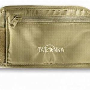 Tatonka Skin Wrist Wallet rannepussi rahansäilytykseen vihreä