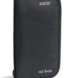 Tatonka Travel Zip L RFID lompakko musta