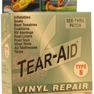 Tear-Aid paikkasarja Type-B vinyylille