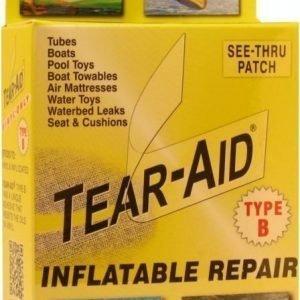 Tear-Aid paikkasarja ilmatäytteisille tuotteille