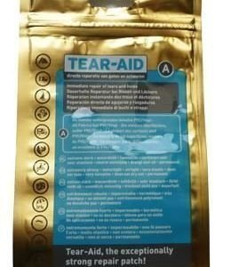 Tear-Aid yleiskorjausetti A (ei Vinyl/PVC)