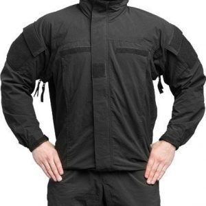 Teesar ECWCS Level 5 Soft Shell takki musta