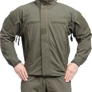 Teesar ECWCS Level 5 Soft Shell takki oliivinvihreä