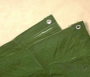Telttamatto vihreä 2 x 3 M