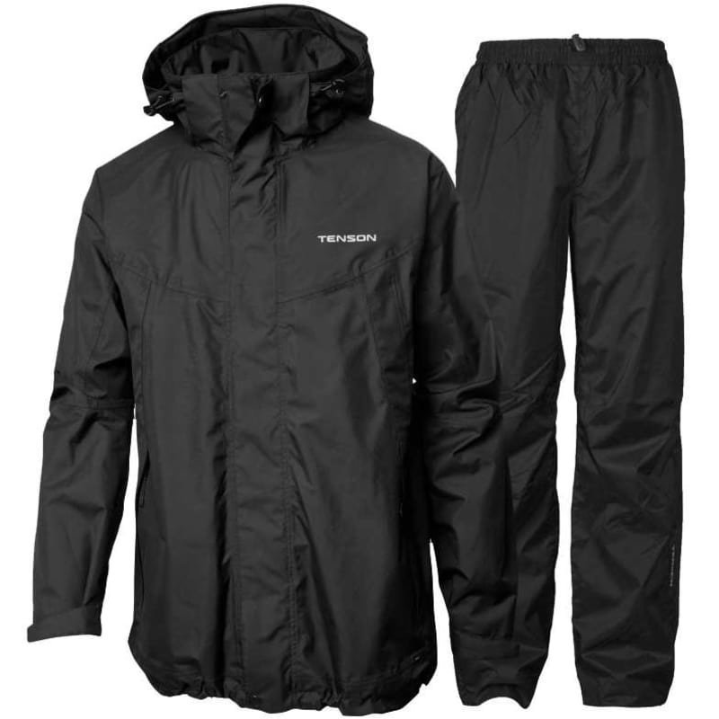 Tenson Hurricane XL Black