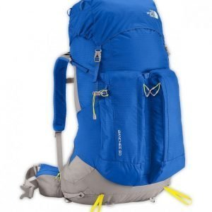 The North Face Banchee 50 L rinkka sininen