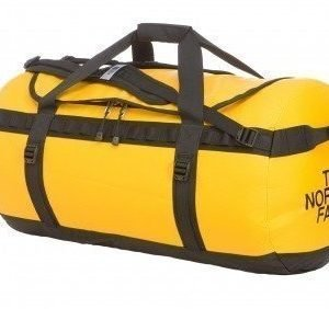 The North Face Base Camp Duffel L Keltainen