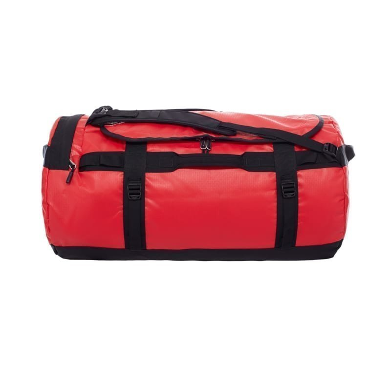 The North Face Base Camp Duffel - L L TNF RED/TNF BLK