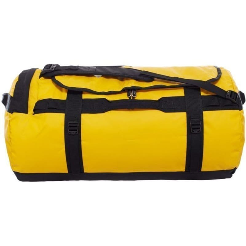 The North Face Base Camp Duffel - M M Summit Gold/TNF Black