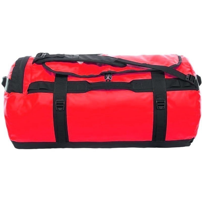 The North Face Base Camp Duffel - M M TNF Red/Black