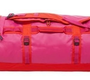 The North Face Base Camp Duffel M Pinkki