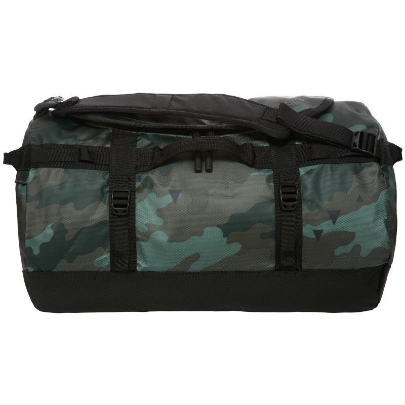 The North Face Base Camp Duffel - S 1SIZE Camo Print/TNF Black