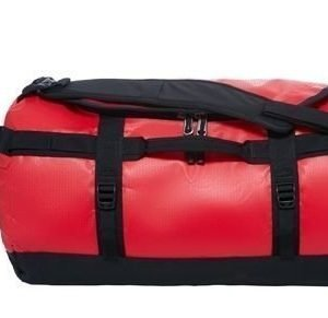 The North Face Base Camp Duffel S Punainen
