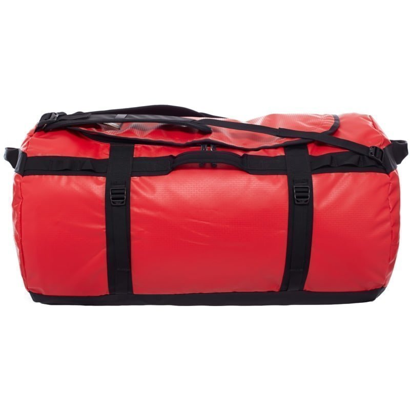 The North Face Base Camp Duffel - XL XL TNF RED/TNF BLK
