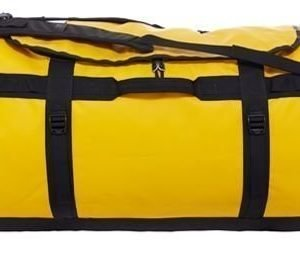 The North Face Base Camp Duffel XXL Keltainen