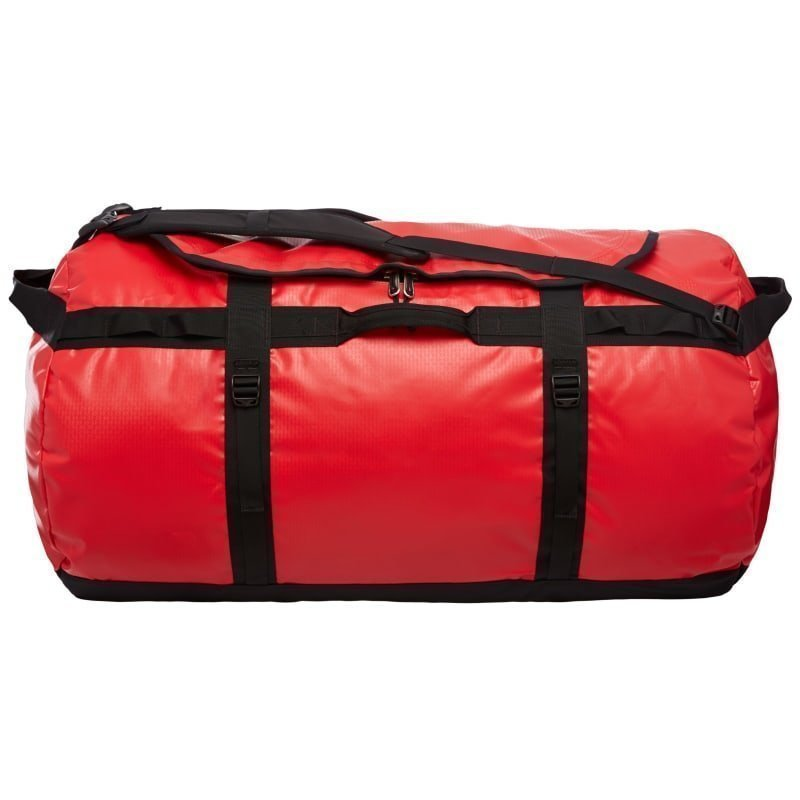 The North Face Base Camp Duffel - XXL XXL TNF RED/TNF BLK