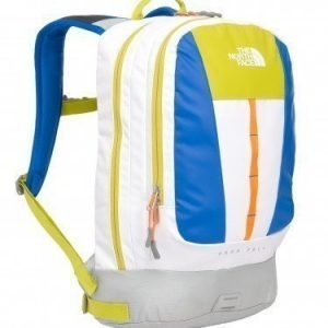 The North Face Base Camp Free Fall Backpack Valkoinen/Keltainen
