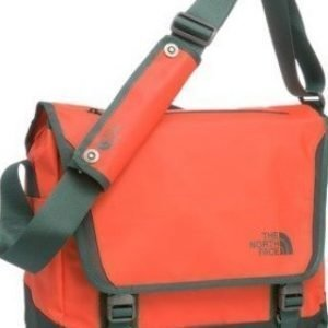 The North Face Base Camp Messenger M Fiery Red