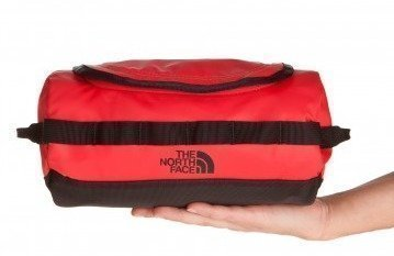 The North Face Base Camp Travel Canister Punainen