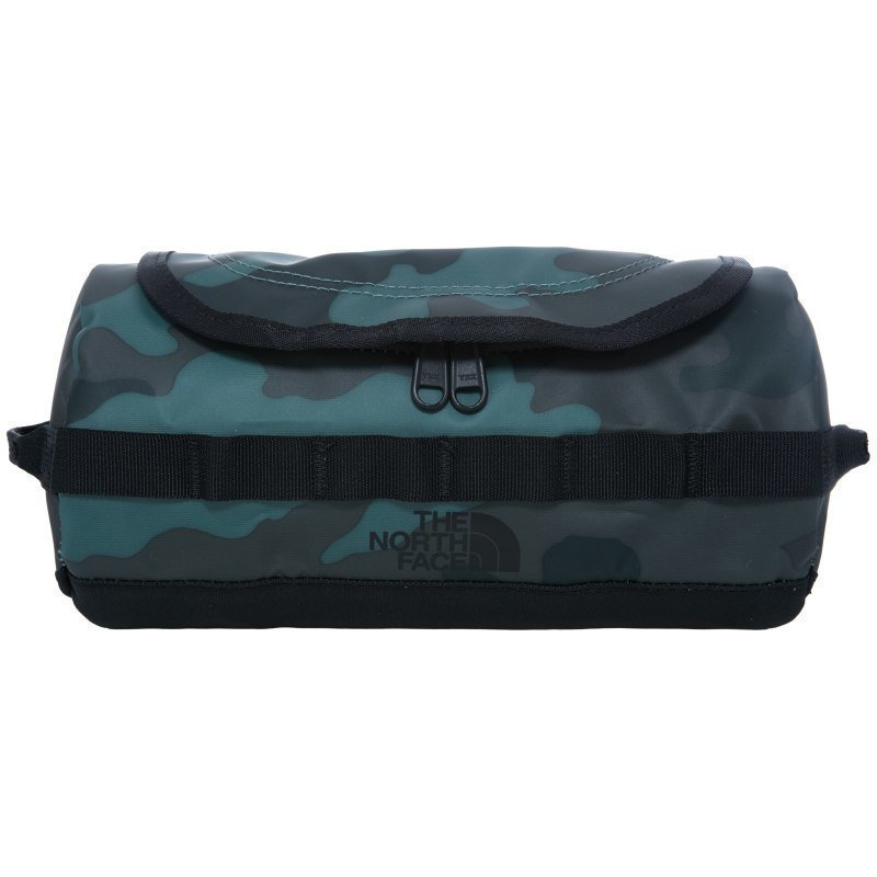 The North Face Base Camp Travel Canister Small 1SIZE CAMOPRT/TNFBLCK