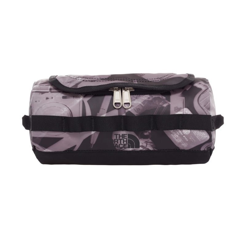 The North Face Base Camp Travel Canister Small S TNF Black X-Ray Print/TNF Blac