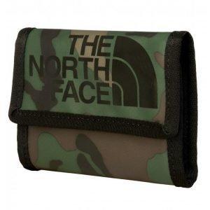 The North Face Base Camp Wallet Armeijanvihreä