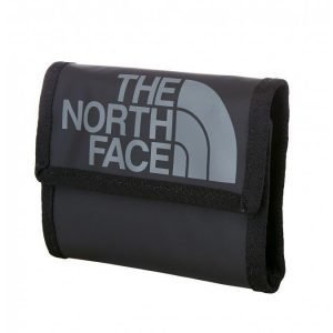 The North Face Base Camp Wallet Musta