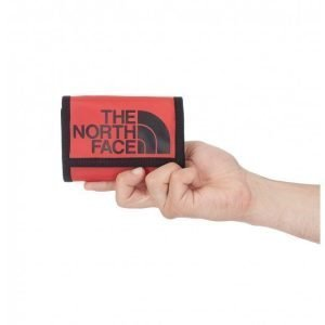The North Face Base Camp Wallet Punainen