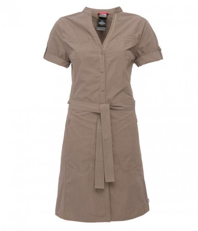 The North Face Bastora Dress Ruskea L
