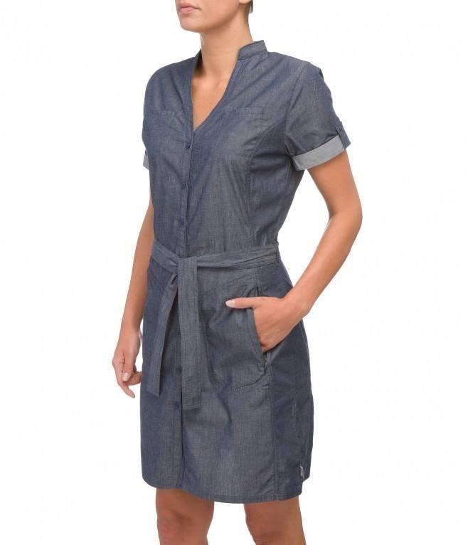 The North Face Bastora Dress Sininen XL