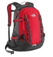 The North Face Big Shot reppu punainen
