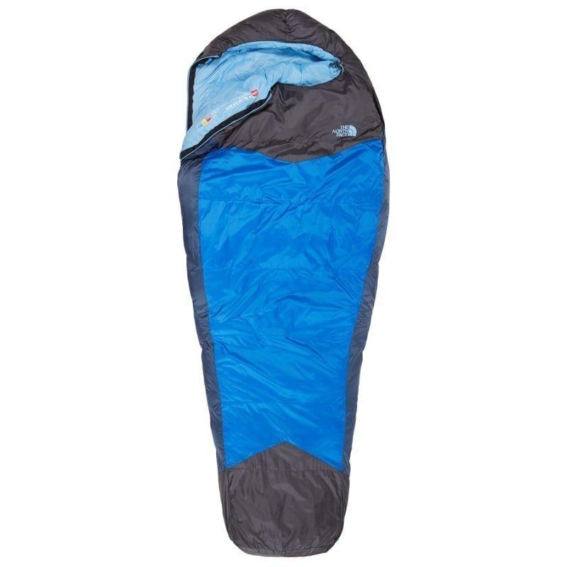 The North Face Blue Kazoo Regular Left Zip Ens Blue/Asphalt Grey