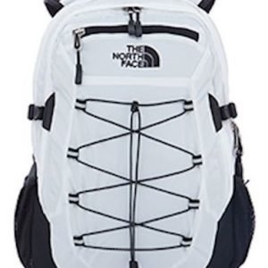The North Face Borealis backpack valkoinen