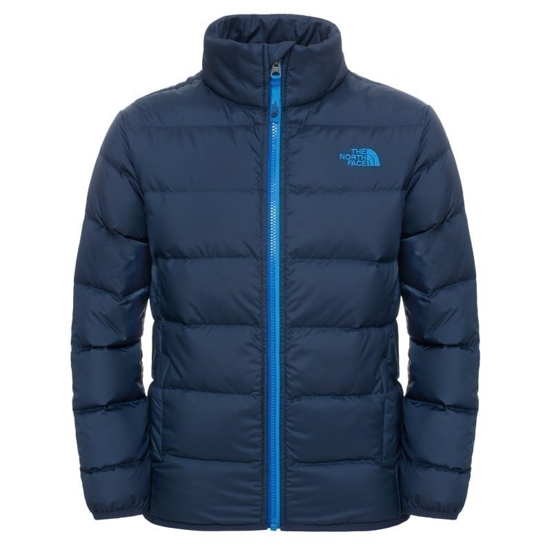The North Face Boys' Andes Jacket M Cosmic Blue