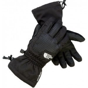 The North Face Boys Montana Gloves käsineet musta