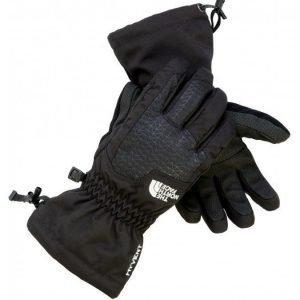 The North Face Boys Montana Gloves käsineet musta