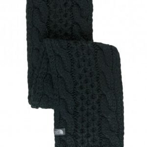 The North Face Cable Minna Scarf huivi musta