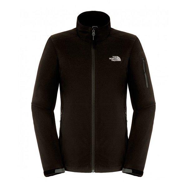 The North Face Ceresio naisten softshell-takki musta