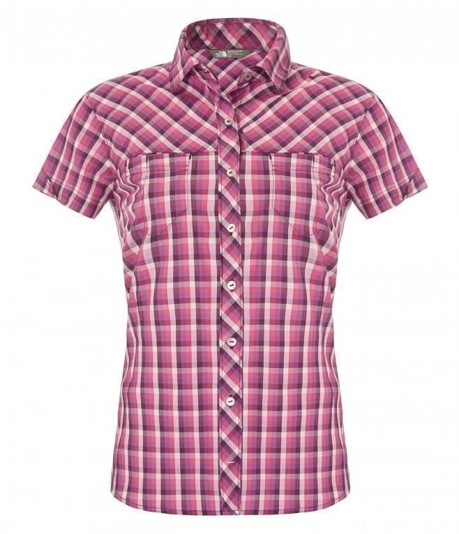 The North Face Chipara Shirt Women Purple XL