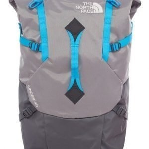 The North Face Cinder Pack 40L reppu harmaa
