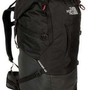The North Face Cinder Pack 40L reppu musta