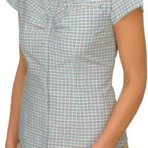 The North Face Della Falls SS Shirt Women Vihreä L