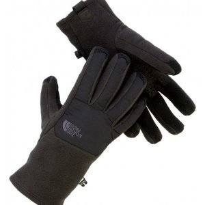 The North Face Denali Etip Gloves käsineet musta