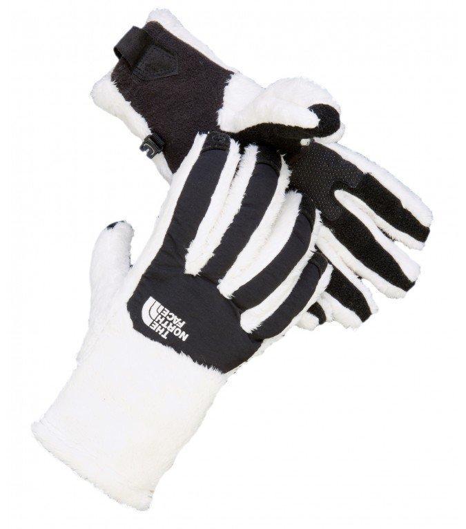 The North Face Denali Thermal Etip Gloves käsineet musta/valkoinen