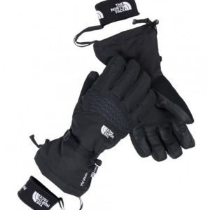 The North Face Etip Facet Gloves käsineet musta