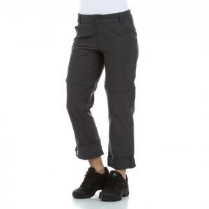 The North Face Exploration Convertible Pant Vaellushousut Harmaa
