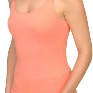 The North Face Gentle Stretch Womens Cami Tank Top Oranssi XS