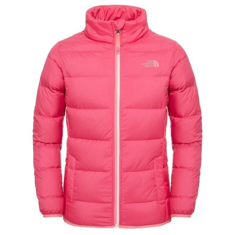 The North Face Girls' Andes Jacket M CABARET PINK