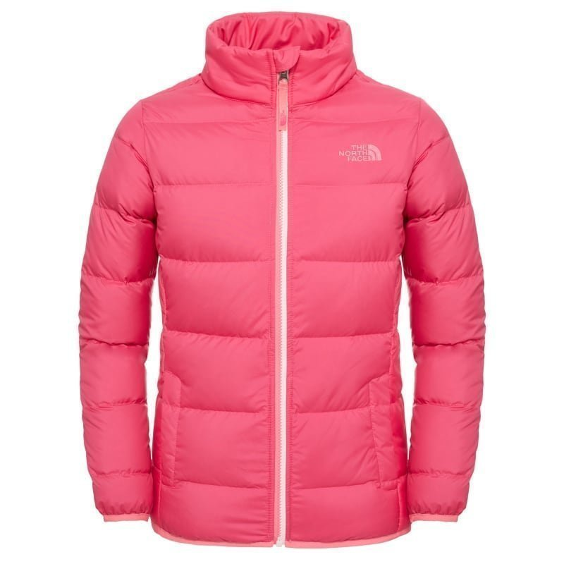 The North Face Girls' Andes Jacket S CABARET PINK